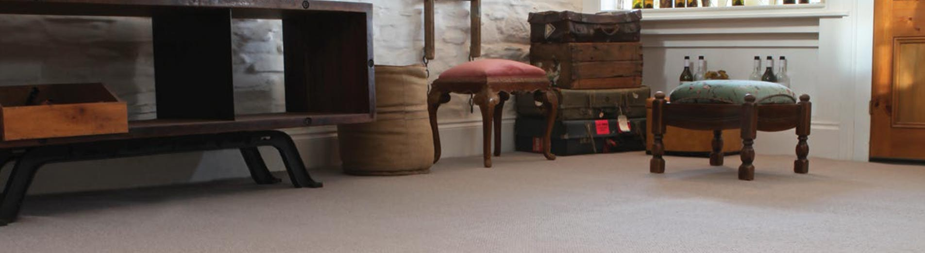 Ninghtingale Wool Carpet